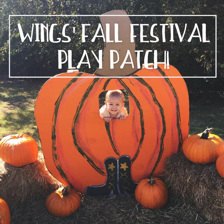 WINGS Pumpkin Patch