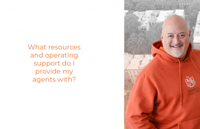 During these uncertain times it's important that you, as an agent, feel supported.