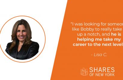 How We've Helped Lisa Grow Her Brokerage Business