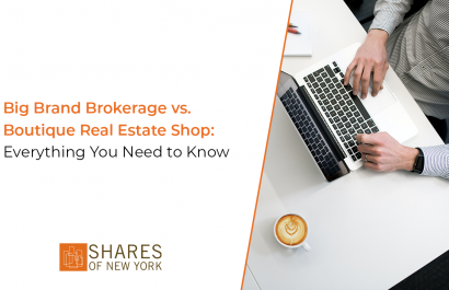 Big Brand Brokerage vs. Boutique Real Estate Shop