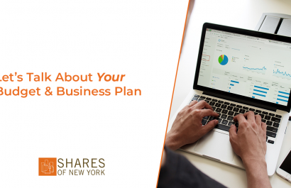 Let's Talk About Your Budget & Business Plan
