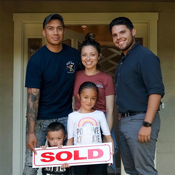 Welcome Home Lopez Family