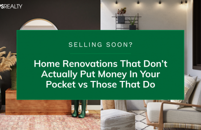 Selling Soon? Home Renovations that Don't Actually Put Money in Your Pocket Vs Those That Do