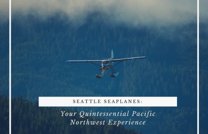 Seattle Sea Planes: A Quintessential Pacific Northwest Experience