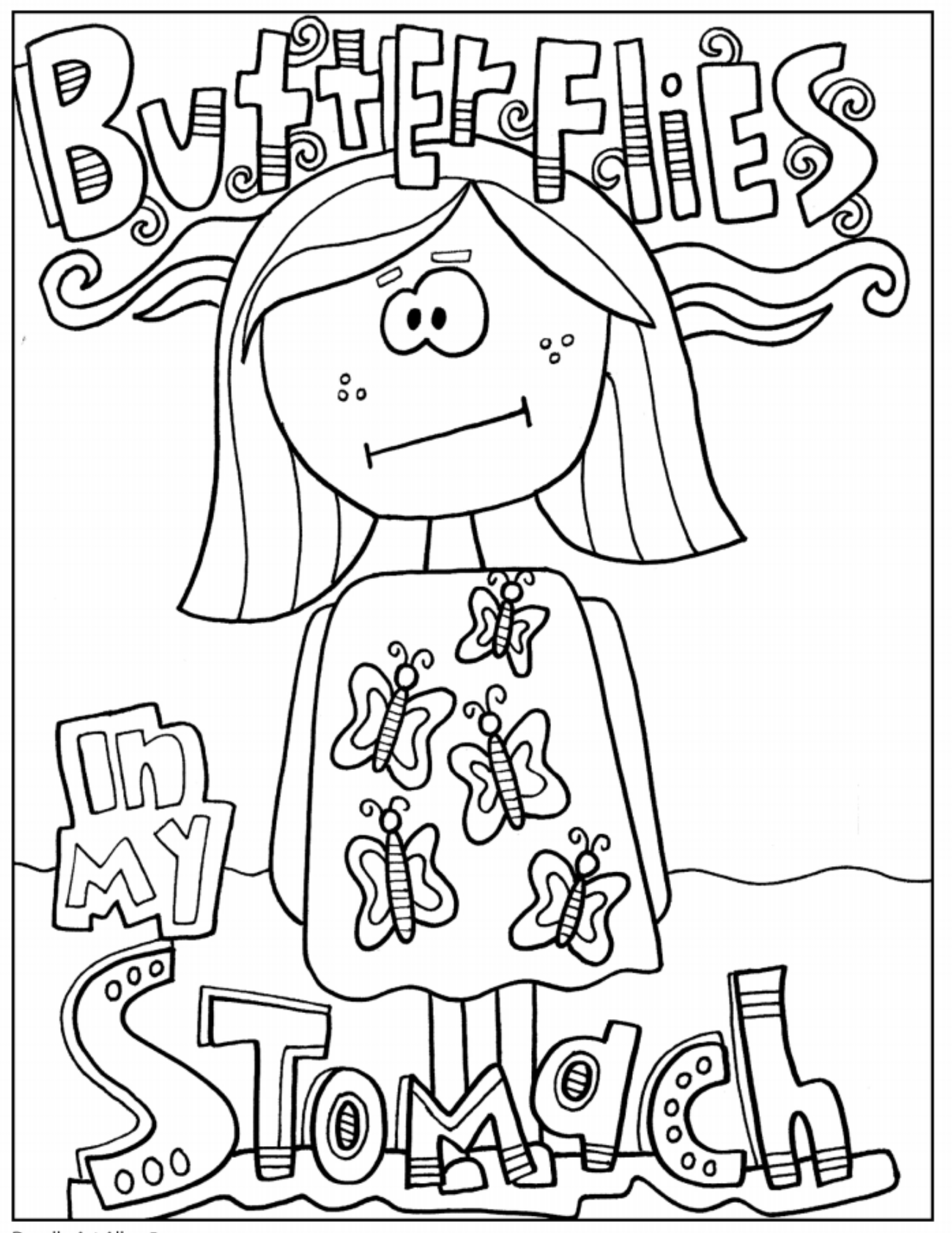 Click Here to Pick and Download Your Coloring Page!