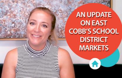 An Update on East Cobb's School District Markets