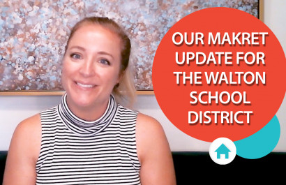 Our Market Update for the Walton School District