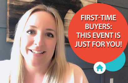 First-time buyers: We have a special announcement for you