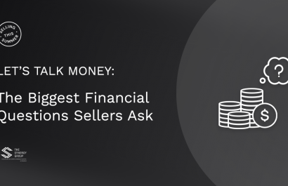 Let's Talk Money: The Biggest Financial Questions Sellers Have