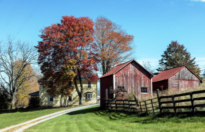 Top Farm Homes in Southern NH