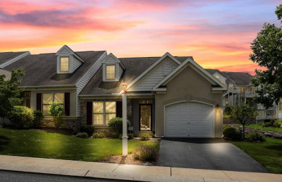Top 10 Townhomes in Lancaster County