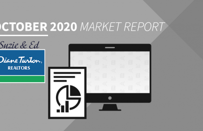 Bay Head and Mantoloking Market Update - October 2020