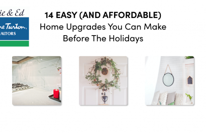 14 Simple (and Affordable) Home Upgrades You Can Do Before the Holidays