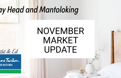 November 2020  Bay Head and Mantoloking Real Estate Market Report