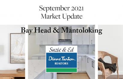 Bay Head & Mantoloking September 2021 Market Update