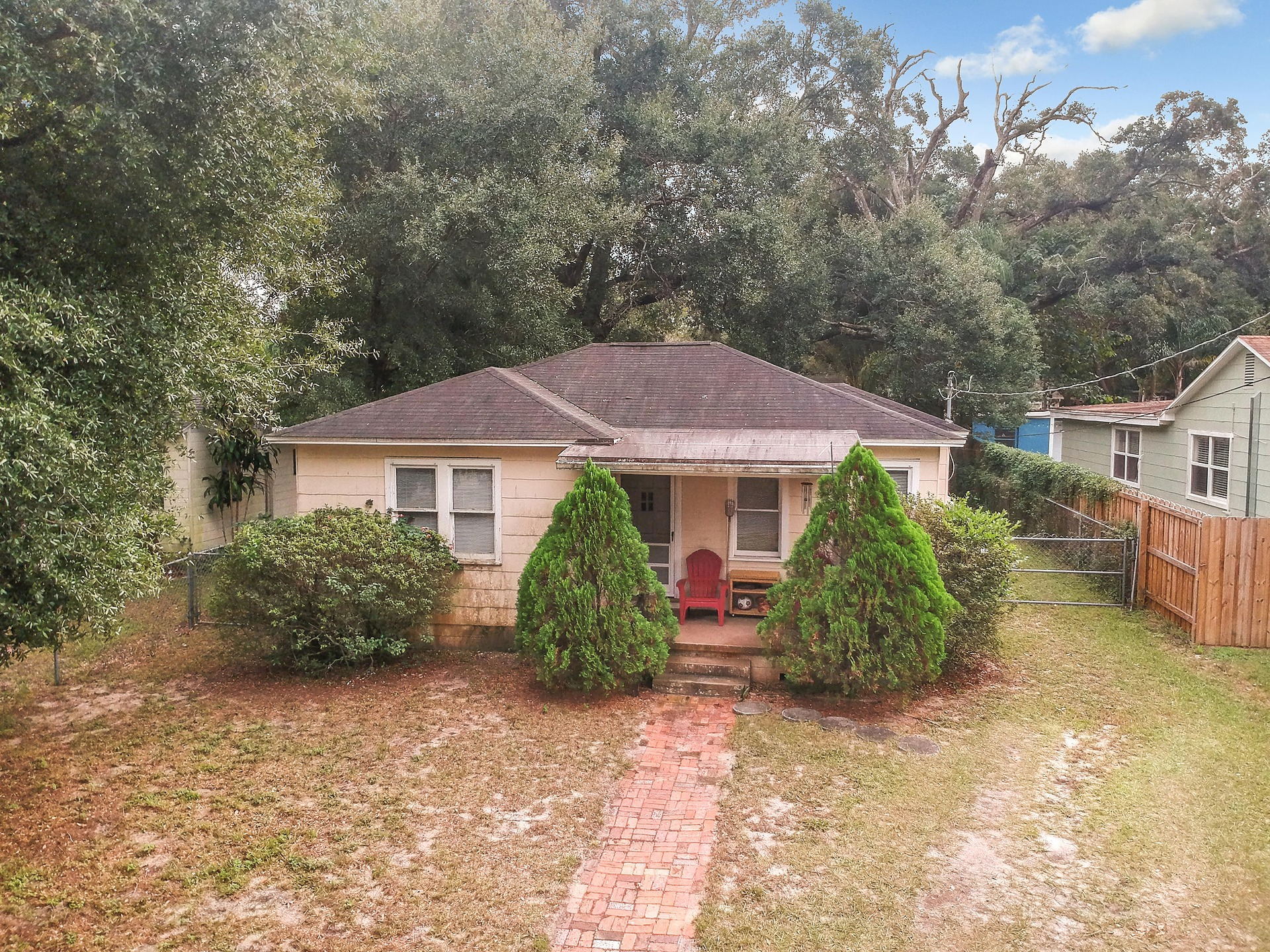 Rare listing in Seminole Heights!