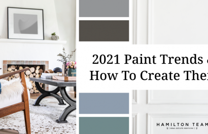2021 Paint Trends and How to Create Them