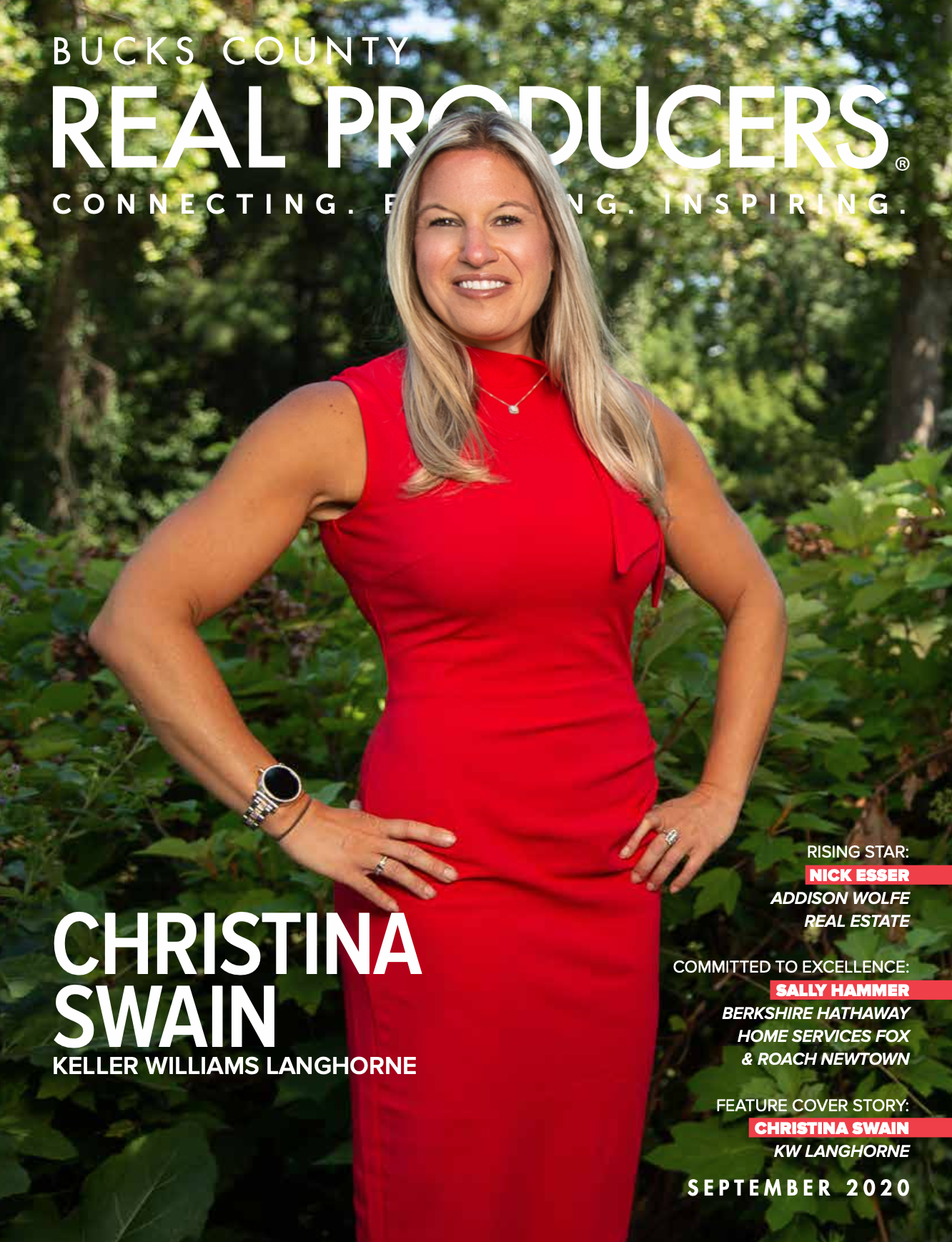 Bucks County Real Producers Magazine September 2020
