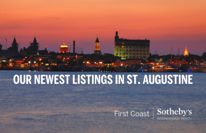 Our Newest Listings - First Coast Sotheby's International Realty