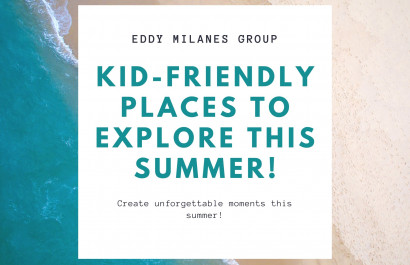 Top Kid Friendly Places To Explore This Summer!