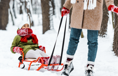 Local Winter Activities in the Western Suburbs of Chicago