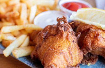 Local Fish & Fish Fry Dine-In and Takeout Options in Chicago's Western Suburbs