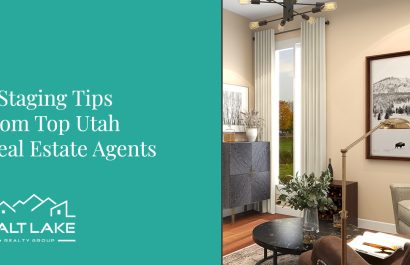 5 Staging Tips from Top Utah Real Estate Agents