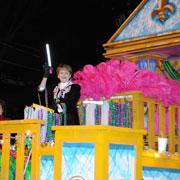 Krewe of Artemis - Baton Rouge's All-Female Mardi Gras Krewe