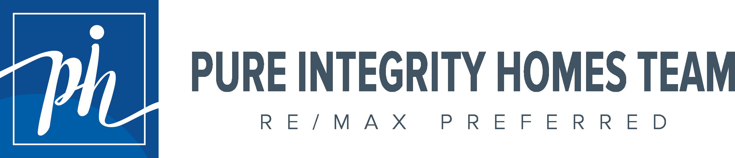 Pure Integrity Homes Team | RE/MAX Preferred