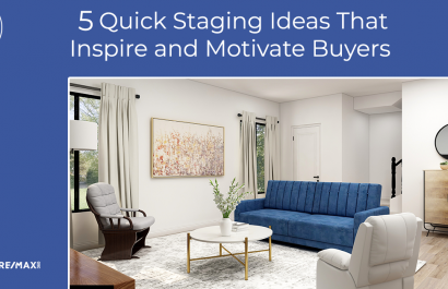 Selling This Summer? 5 Quick Staging Ideas That Inspire and Motivate Buyers