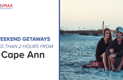 5 Weekend Getaways Less Than 2 Hours From Cape Ann