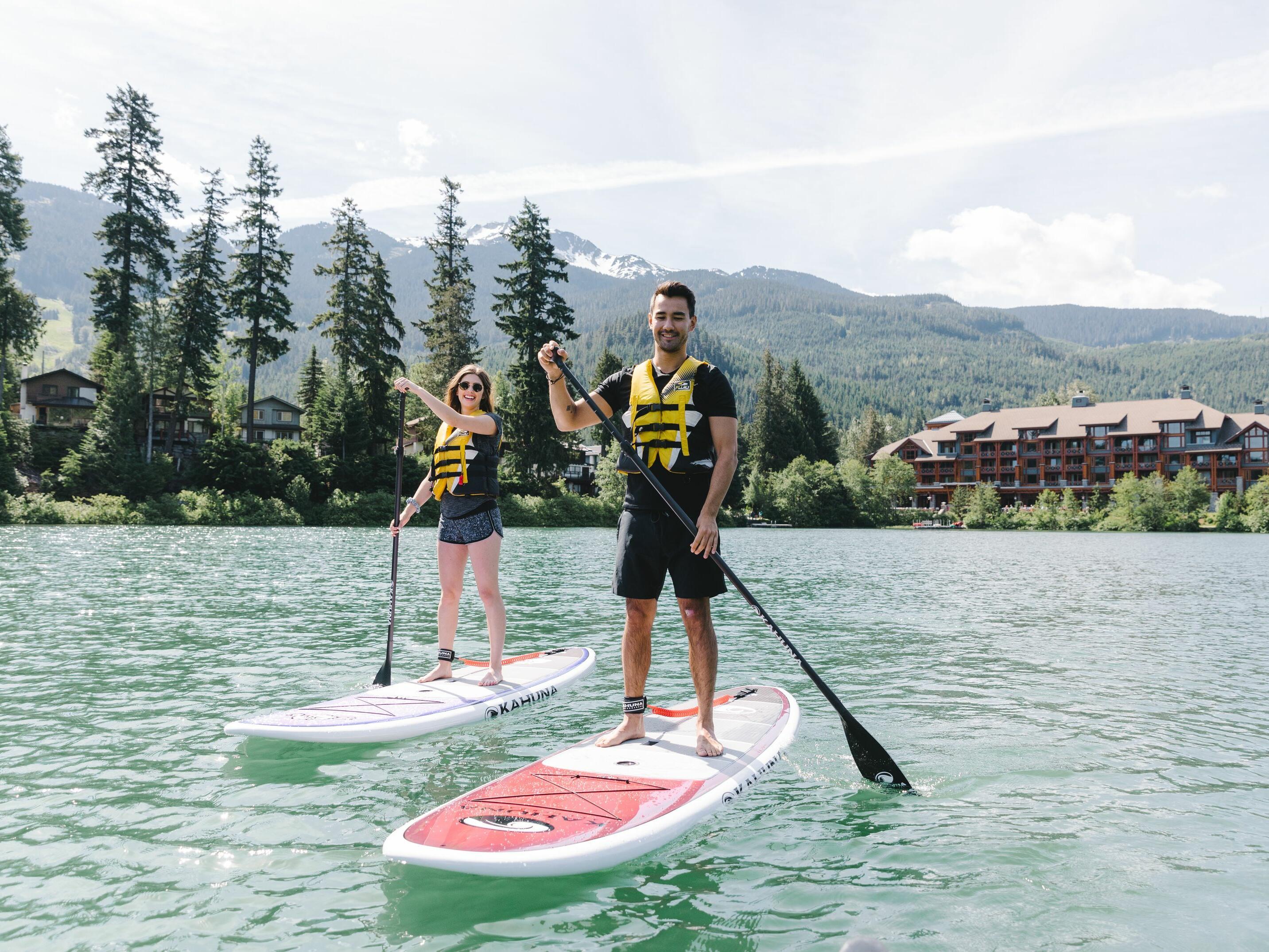 Nita Lake Lodge - Whistler Resort - Whistler BC