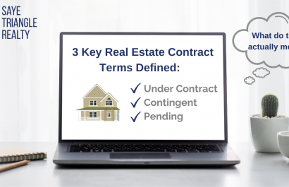 What Do These Real Estate Contract Terms Actually Mean?
