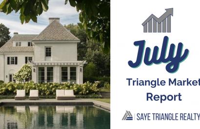 July 2021 Real Estate Market Report