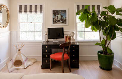 CREATING YOUR HOME OFFICE