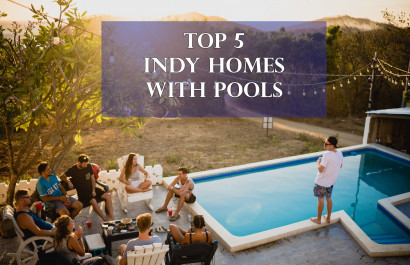 Indianapolis Homes Realty-Top 5 Indy Homes With Pools