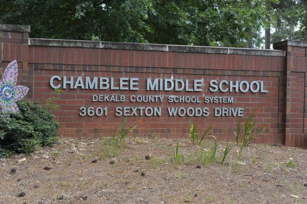 Chamblee Fun Mud Run