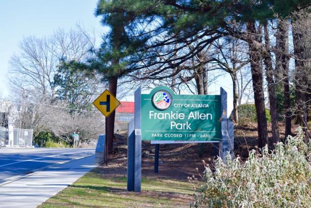 Frankie Allen Park