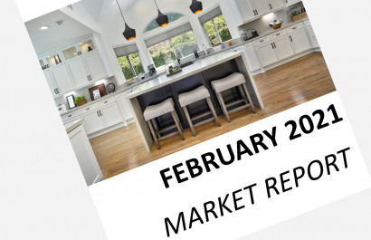 February 2021 Yorba Linda Market Report