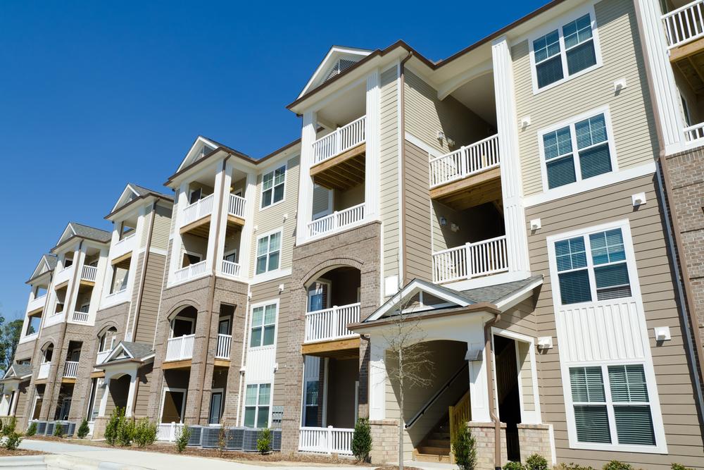 real estate market: condos