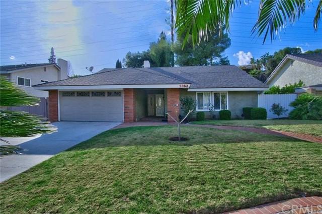 5363 Lupine Street, Yorba Linda CA