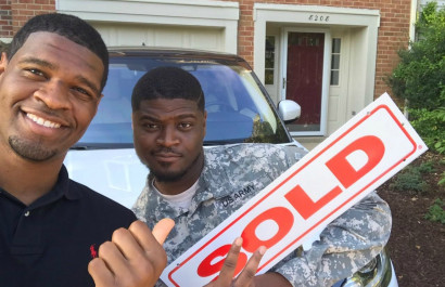 Why We Love What We Do: Meet First-time Home Buyer Alvin