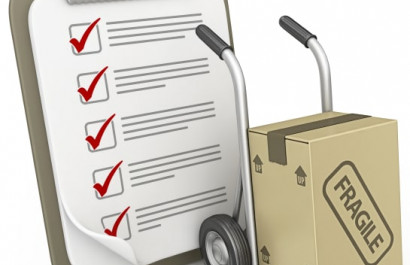 Your Complete Go-To Moving Checklist