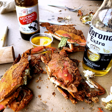 Eat Crabs In The Baltimore Area