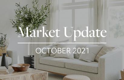 October 2021 Real Estate Market Report