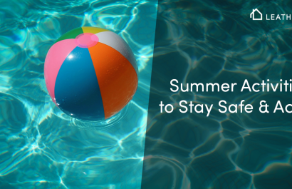 Summer Activities to Keep Kids Safe and Active