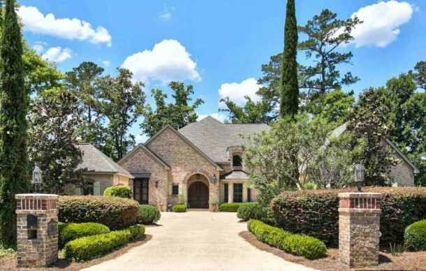 Luxury homes in Tallahassee FL Golden Eagle Neighborhood