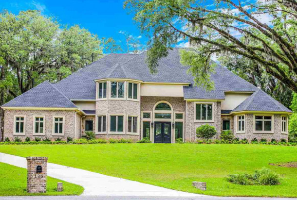 Luxury homes for sale in Tallahassee FL Oak Grove Plantation