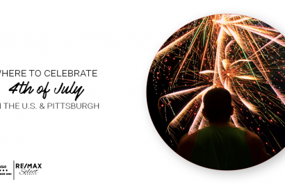 Where to Celebrate 4th of July in the U.S. and Pittsburgh