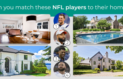 6 NFL Player Homes You Have to See to Believe